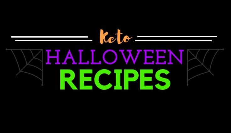 Keto Halloween Recipes