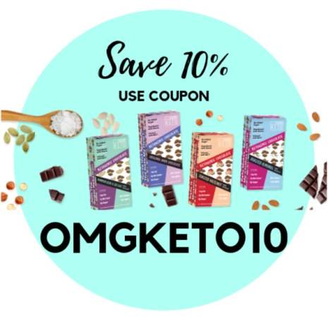 Kiss my Keto Coupon