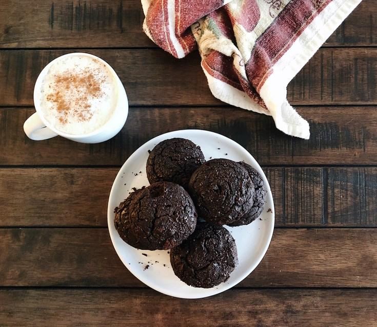 Double Chocolate Keto Muffins – Damn Good Keto
