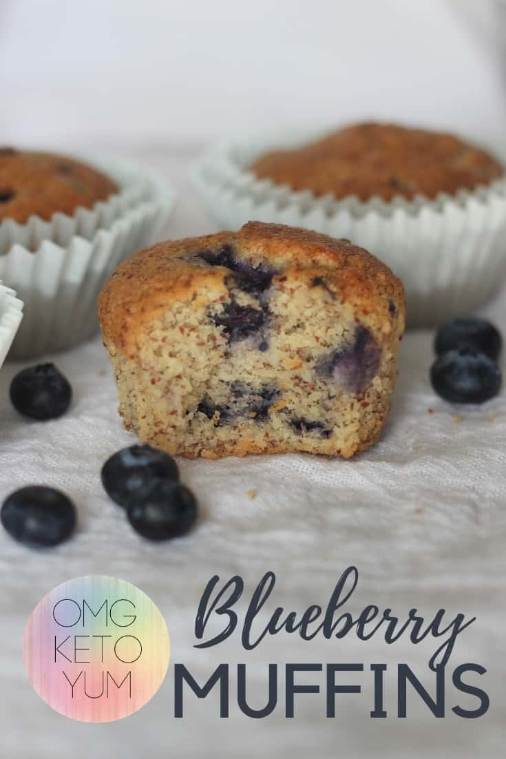 This Low Carb Healthy Muffins recipe are so easy to make. Your family will never realize that they are low carb they're that Good!