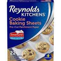 Reynolds Kitchens Pre-Cut Parchment Paper Baking Sheets - 12x16 Inch, 22 Count