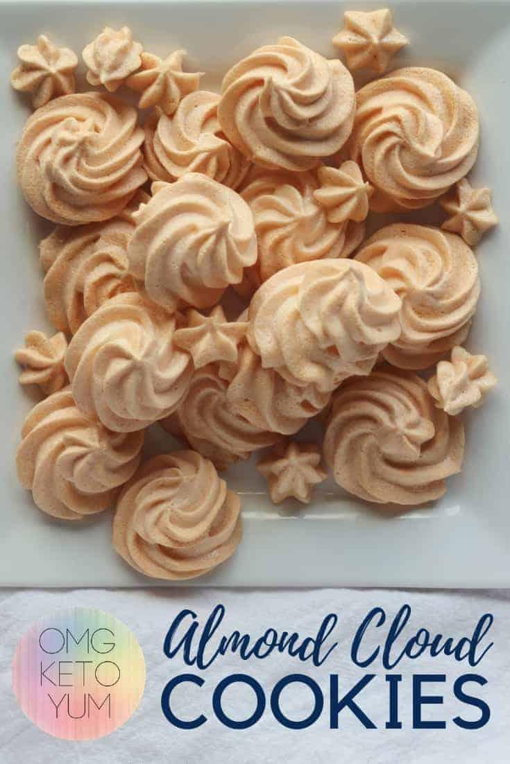 Almond Cloud Cookies