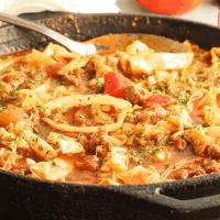 Keto Goulash Recipe (low carb, gluten free, keto friendly!)