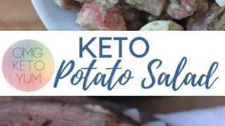 Keto Potato Salad