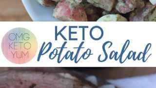 Keto Potato Salad