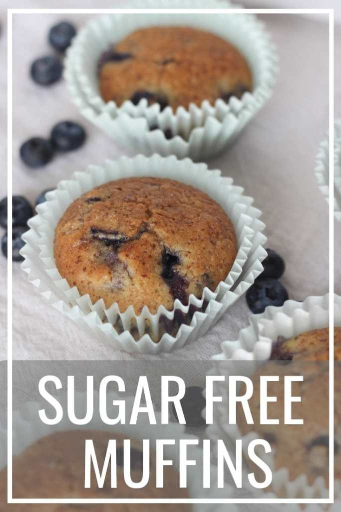 Sugar free muffins that are so good you would never know they're low carb! These keto muffins are low in carbs but high in flavor.