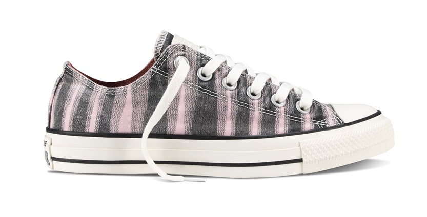 Chuck Taylor All Star Missoni in Canvas Stripes.