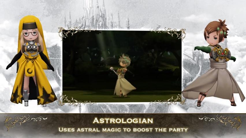 9 Astrologian