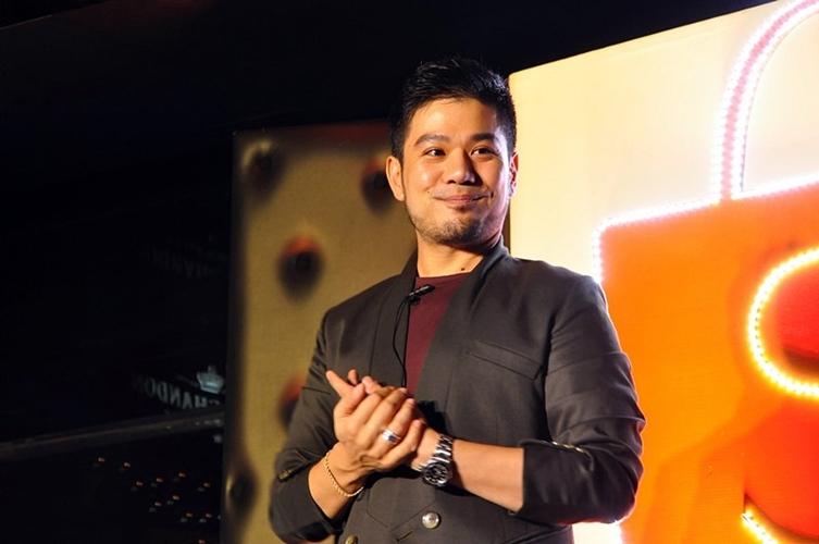 Special guest celebrity makeup artist Albert Kurniawan