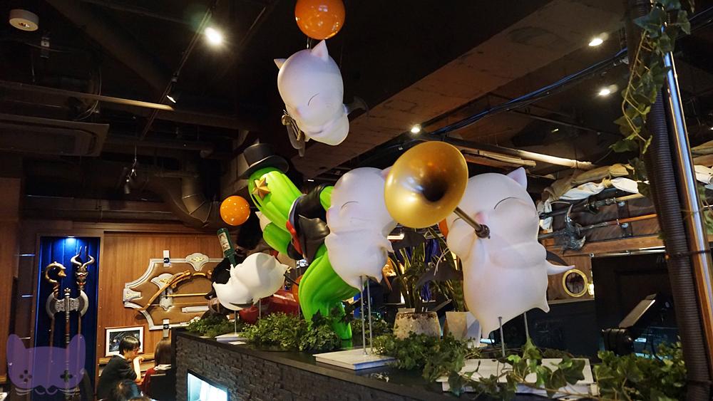 OMGluie Goes to Tokyo Part 1: Artnia & Eorzea Cafe |