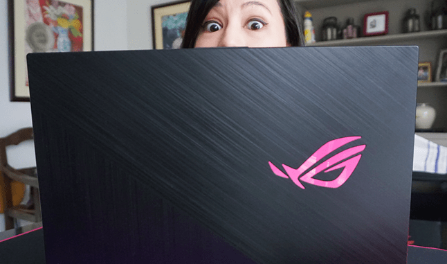 ASUS ROG Strix G15 Electro Punk Edition - Unboxing & First Impressions