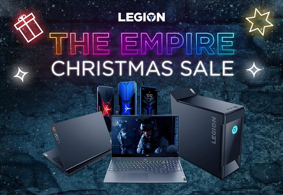 Lenovo Empire Christmas Sale