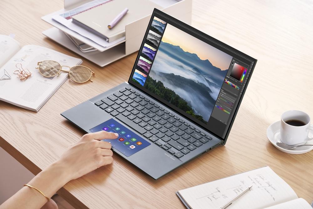 ASUS ZenBook 14 (UX435) – Features