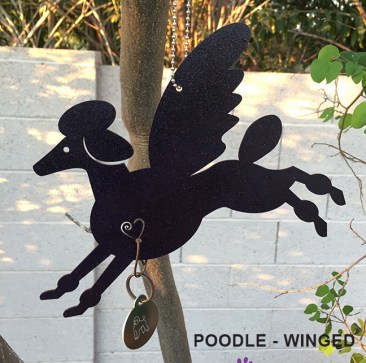 Poodle- Winged