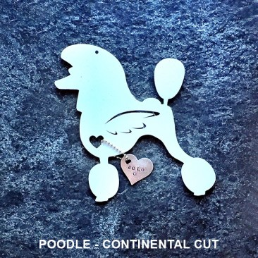 Poodle-Continental Cut