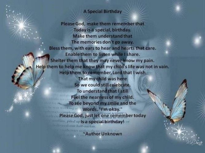 Poems Brother Heaven My Birthday Happy