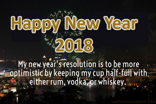 new year email greeting Archives   OMG Quotes   Your daily dose of     Happy New Year 2018 Wishes Quotes   2018 Funny New Year Jokes Images