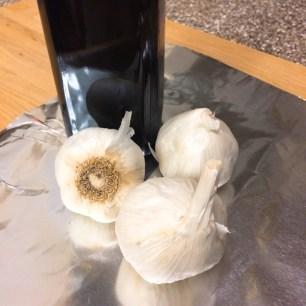 OMGs DFW Food - Roasted Garlic 14