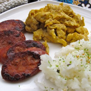 Portuguese Sausage, Rice, and Eggs: Hawaii Food Traditions at Ted's Bakery Cafe