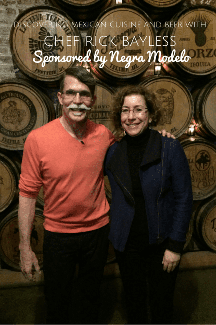 Mexican Cuisine With Chef Rick Bayless OMG Yummy