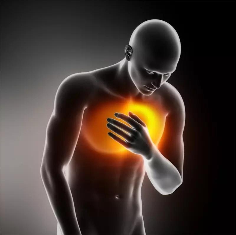 Hjerteinfarkt