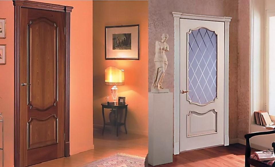Классические двери Омич всегда в моде