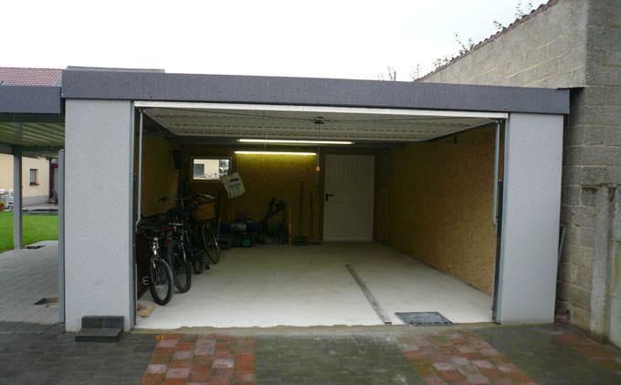 Was Ist Eigentlich Einen Zweischalen Garage, Und Warum Sollte Man Diese  Kaufen?
