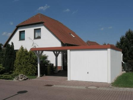 Fertiggaragen | Beton, Stahl, Holz - Omicroner Garagen :