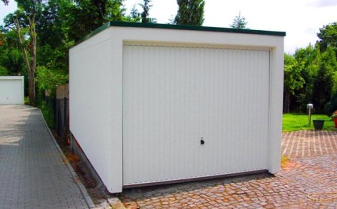Präferenz Garagen - Preise & Typen - Omicroner Garagen : XB63