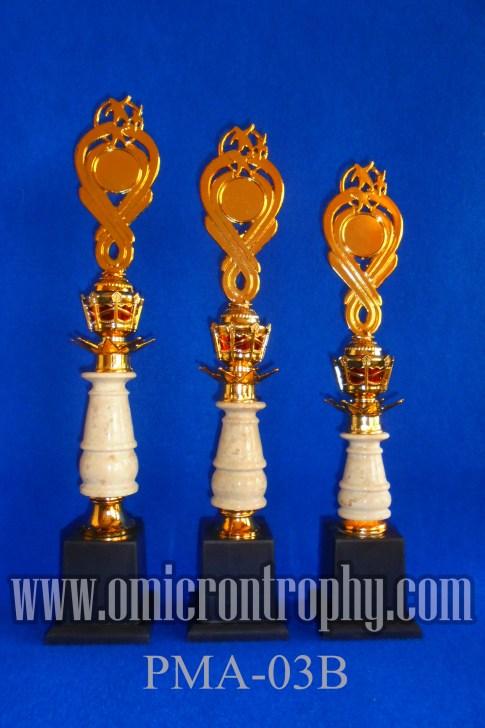 Jual Piala Marmer Model PMA-03B