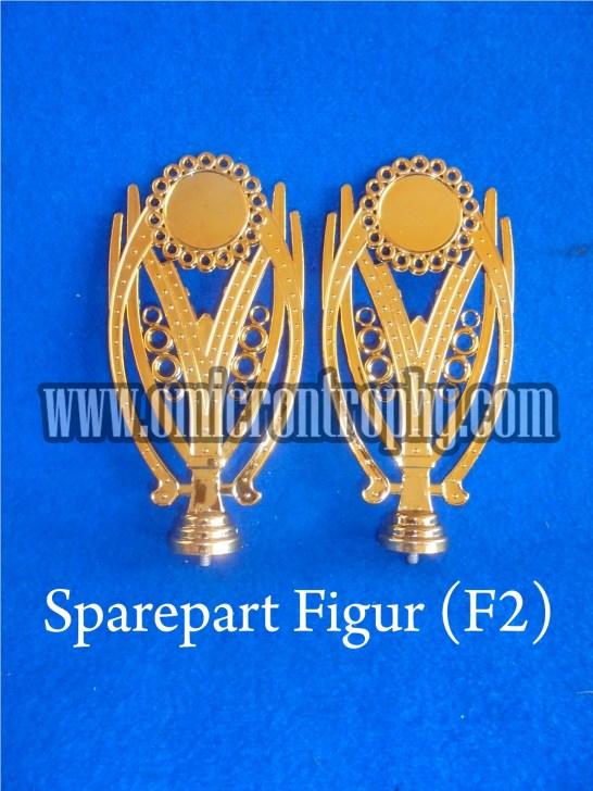 Agen Sparepart Bahan Piala Trophy - Figur F2