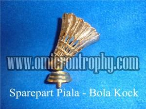 Agen Sparepart Bahan Piala Trophy - Figur Bola Kock