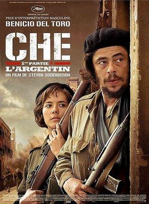 پوستر قسمت اول چه ساخته سودربرگ: سرآغاز یک نبرد