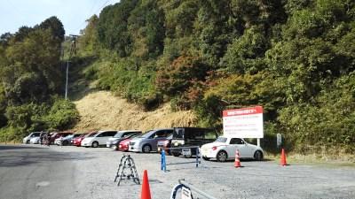八幡山ロープウェー_駐車場