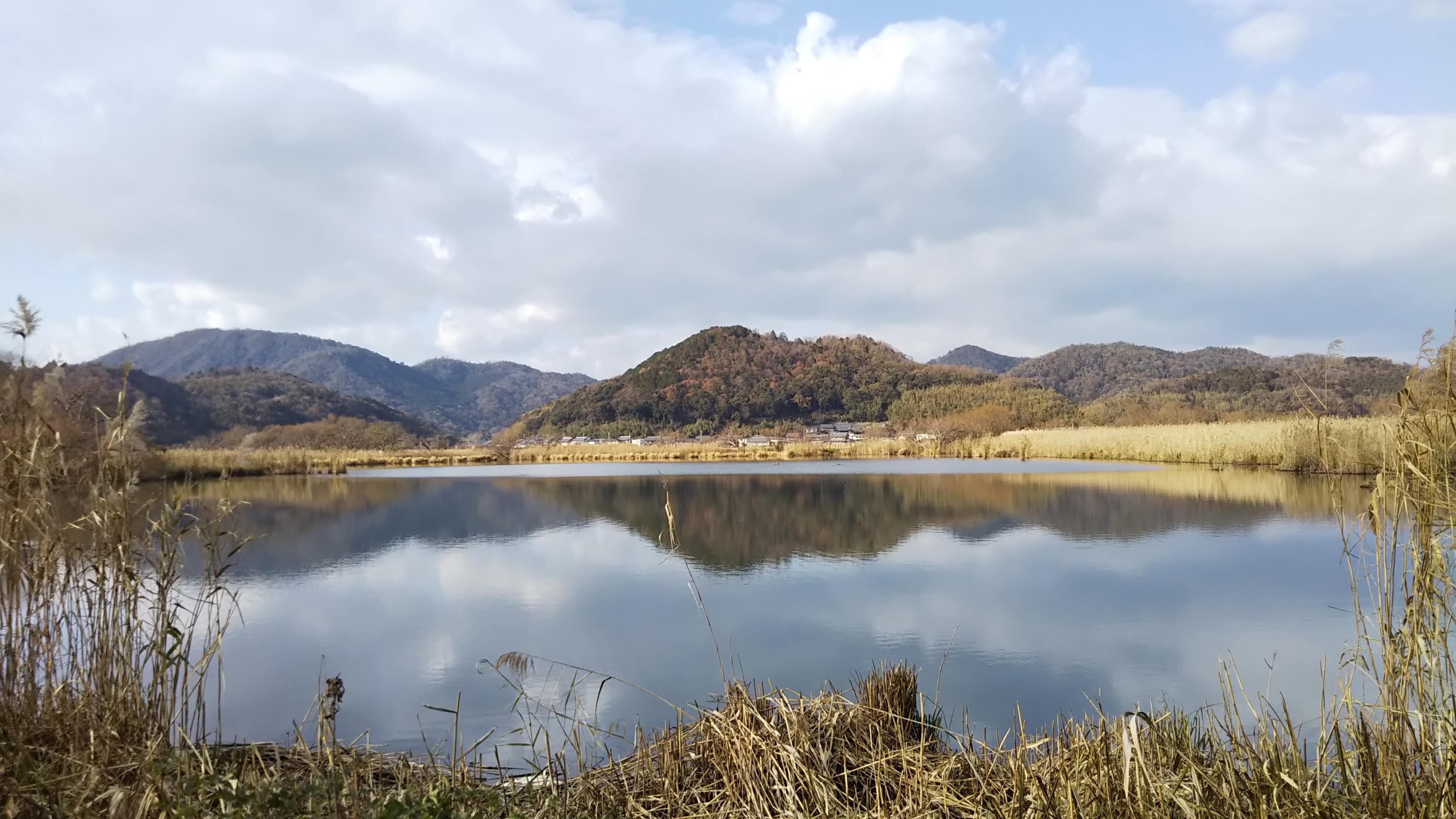 西の湖園地