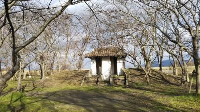西の湖園地_トイレ