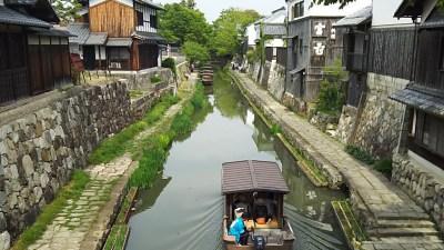 和船あきんど号_八幡堀