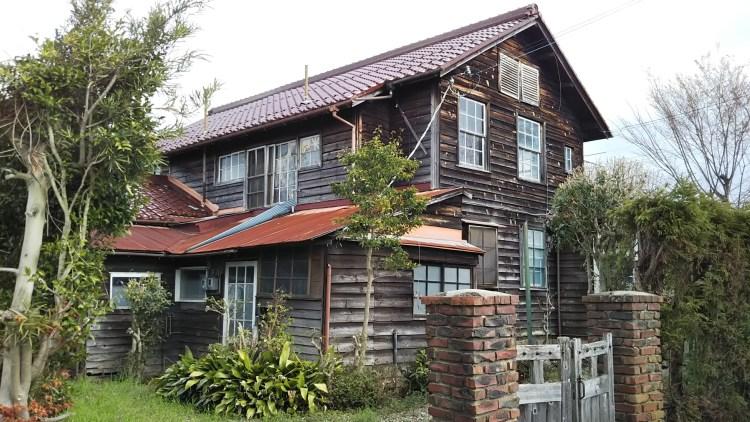 ヴォーリズ建築「旧パーミリー邸(旧柿元邸)」