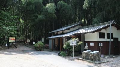 岩戸山十三仏_御堂