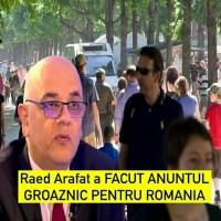 ULTIMA ORA! Raed Arafat anunţă din păcate ce noi restricţii se pregătesc în România. Acces în restaurante şi alte spaţii închise doar cu vaccin, test sau anticorpi