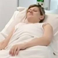 Femeia însărcinată în doar 7 luni a simțit mișcări în abdomen, de parcă ceva îi împingea bebelușul afară. Când au văzut ce era de fapt acolo, medicii nu știau ce se poate întâmpla mai departe