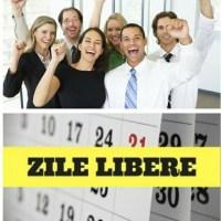 Zile libere iunie 2021: Angajaţii vor avea parte de mai multe zile libere în perioada ce urmează