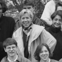 Cum arăta Brigitte Macron în tinerețe. Este cu 25 de ani mai în vârstă decât președintele Franței