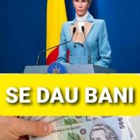 ULTIMA ORA! Se dau bani de la stat! Cine poate primi 1500 de lei? Ministrul Muncii, Raluca Turcan, a dat toate detaliile