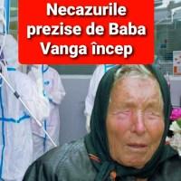 INCREDIBIL! Nenorocirea prezisă de Baba Vanga se apropie! Ce se va întâmpla cu omenirea în 2021