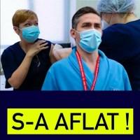 S-A AFLAT! Cine l-a inspirat pe Valeriu Gheorghiţă să devină medic? Coordonatorul Campaniei de Vaccinare plânge la filme şi vrea un an sabatic