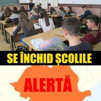 Măsuri noi pentru București. Se închid școlile
