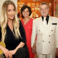 Cum a reactionat sotia lui Gigi Becali, dupa ce acesta a fost acuzat ca a fost cu Tania Budi