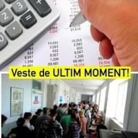 ULTIMA ORA! Se anunţă schimbări în grila de impozitare. Ce se întâmplă cu taxele românilor