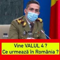 """VESTEA MOMENTULUI! Valeriu Gheorghiță a confirmat: """"Ne așteptăm la un val patru și…"""" Ce urmează în România? Avertisment dur!"""